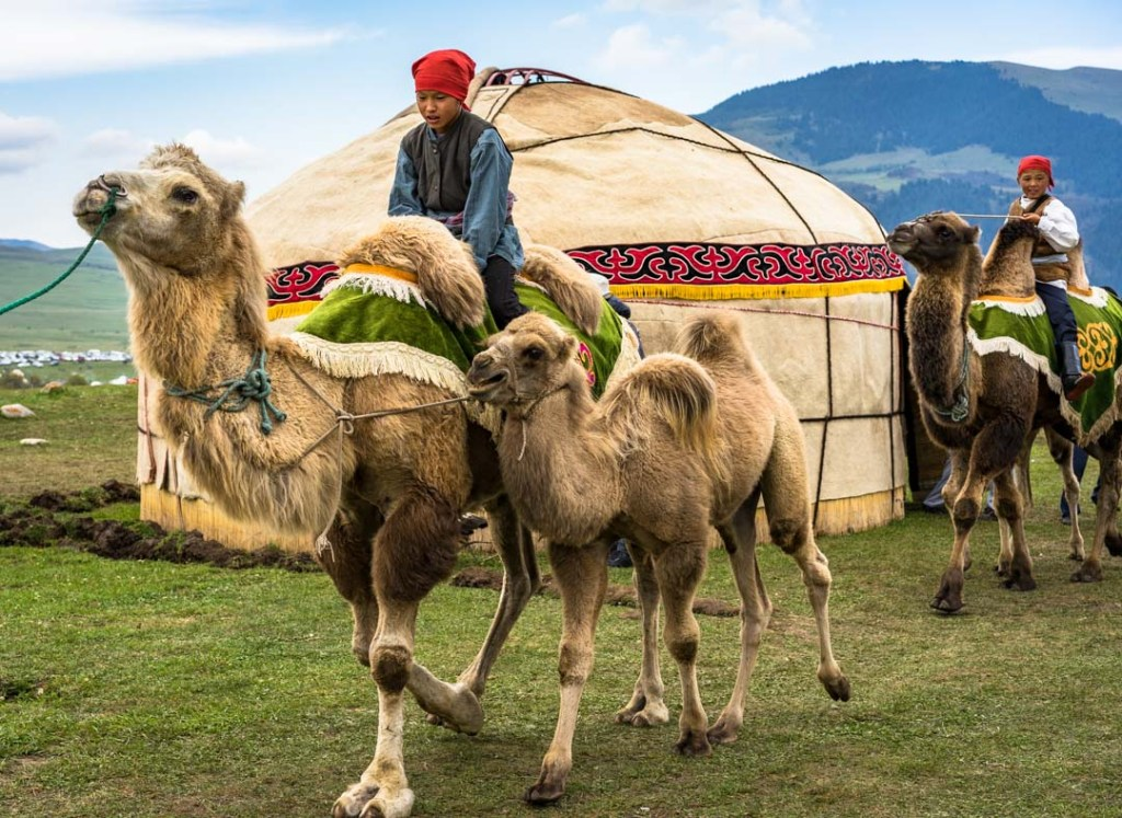 What to do during your Kyrgyzstan vacation: World Nomad Games