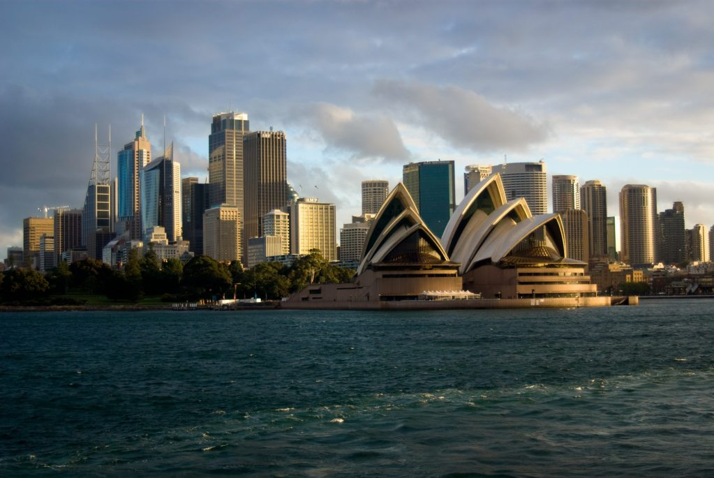Where to Go in Australia, Sydney