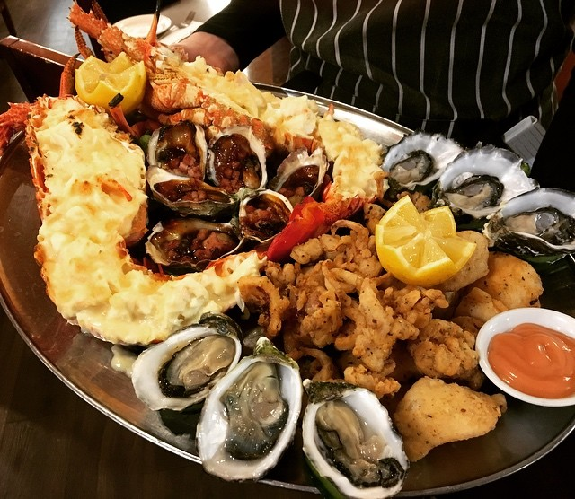 Adelaide is blessed with an array of seafood