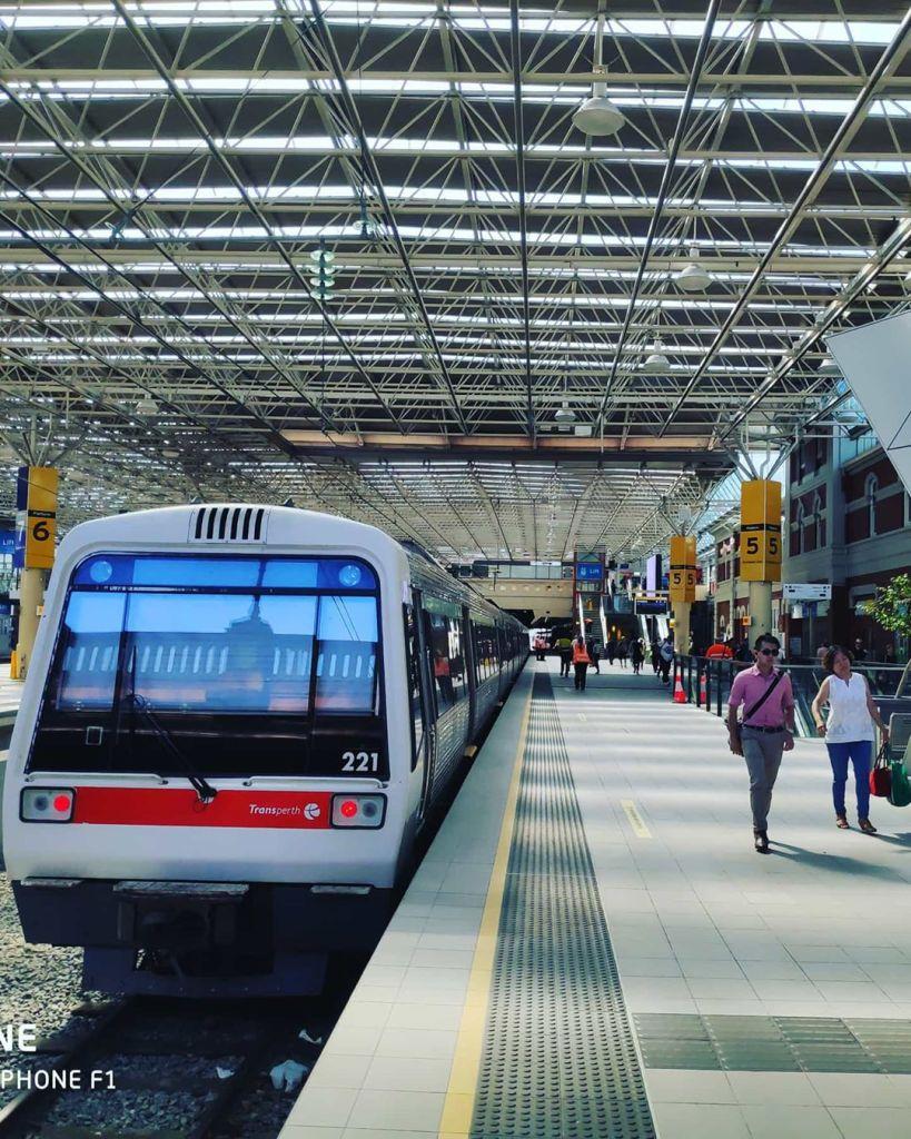 Australia Fun Facts, Perth Underground Station