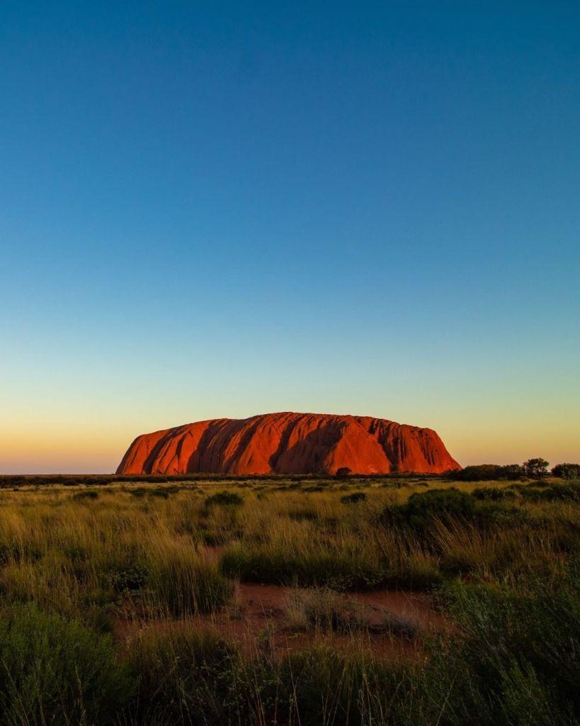 Australia Fun Facts, Uluru
