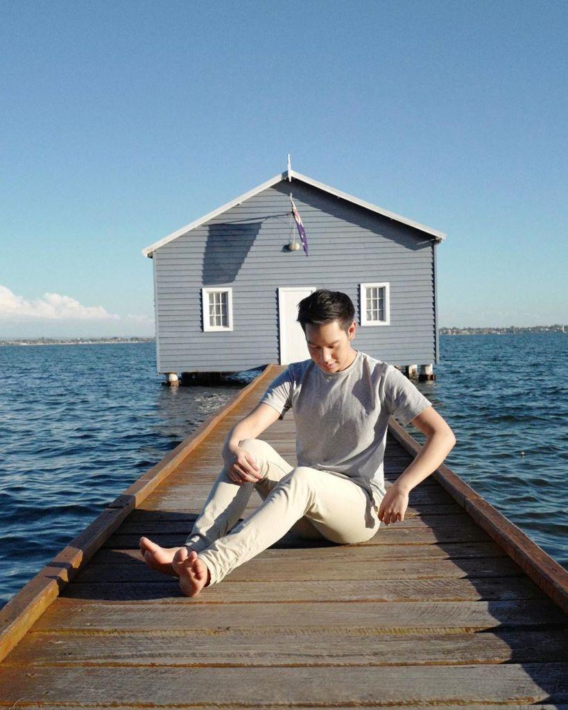 Australia Fun Facts, Blue Boat House