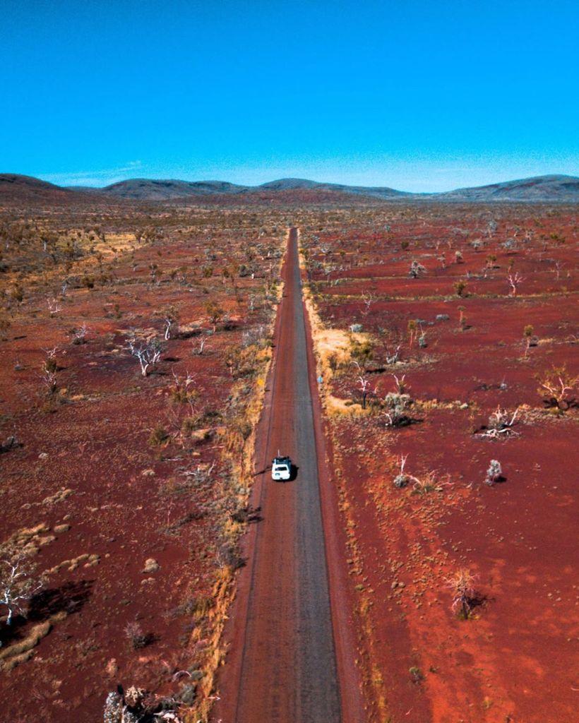 Australia Fun Facts, The Australian outback