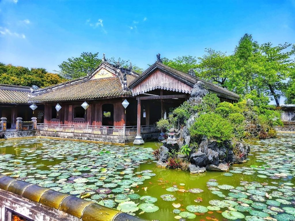 The home of Nguyen emperors and the last dynasty to rule over the country