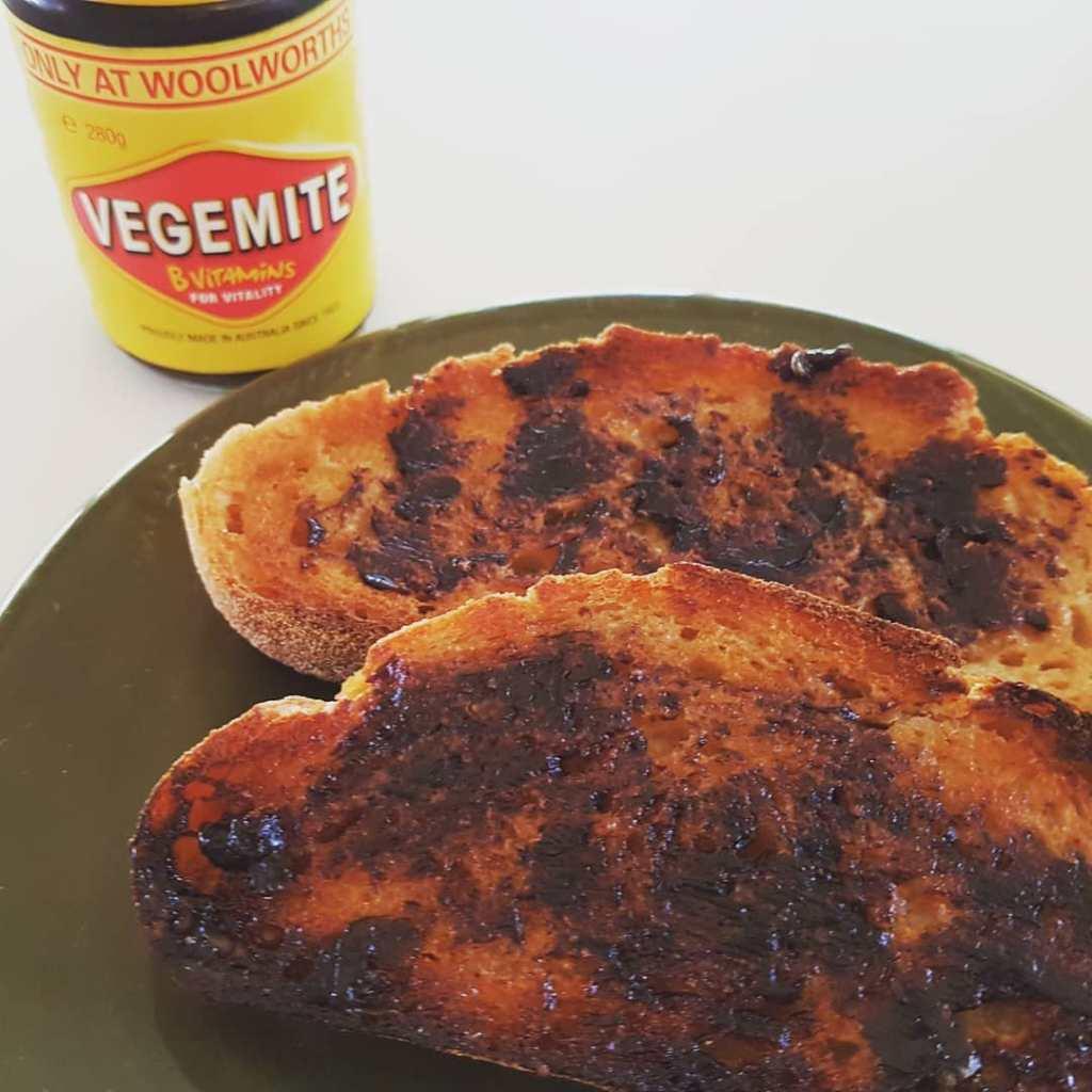 Vegemite is the jam of Australia