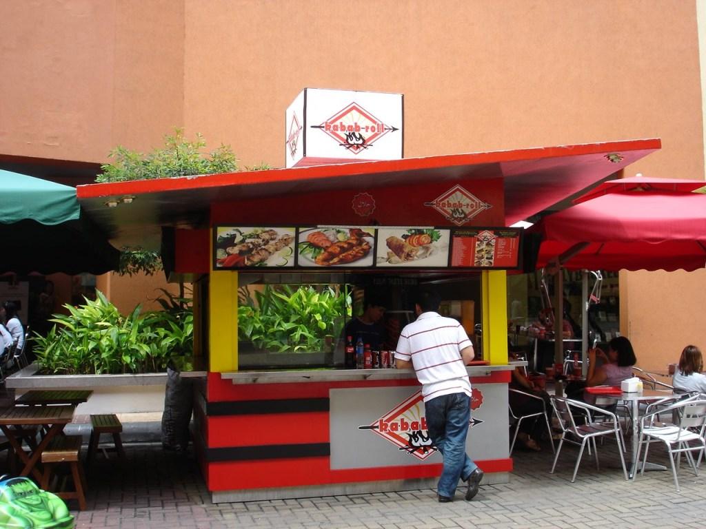 Kabab Roll Manila