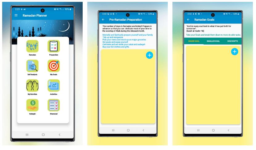 Best Ramadan Planner Apps