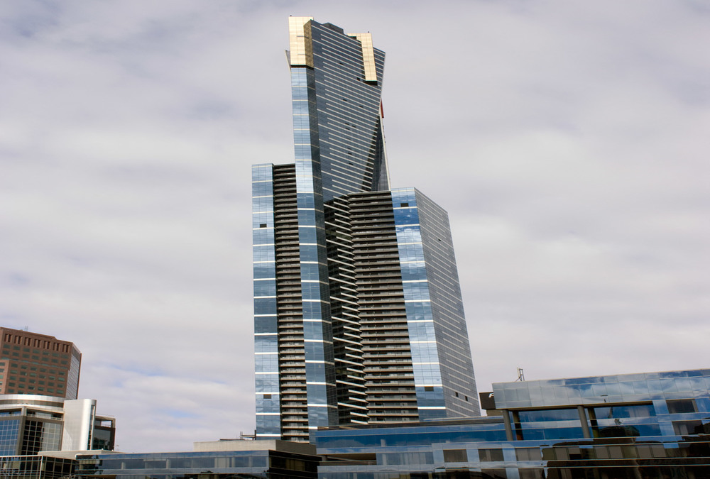 Conquer your fear at the Eureka Tower