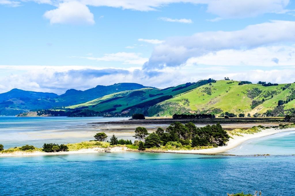 Itinerari Selatan New Zealand ke Dunedin