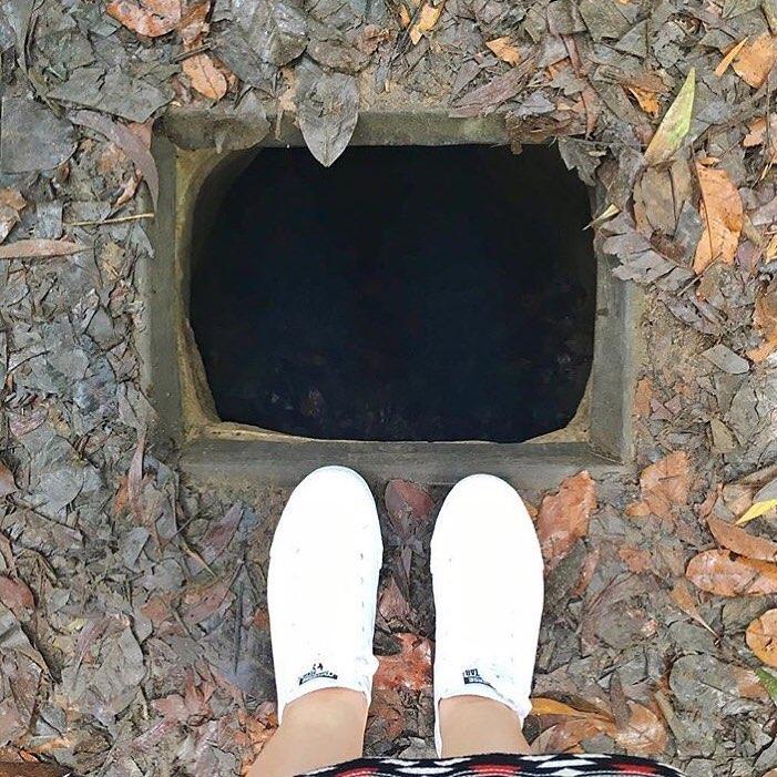pintu masuk terowong cu chi