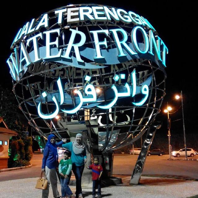 Kuala Terengganu Waterfront