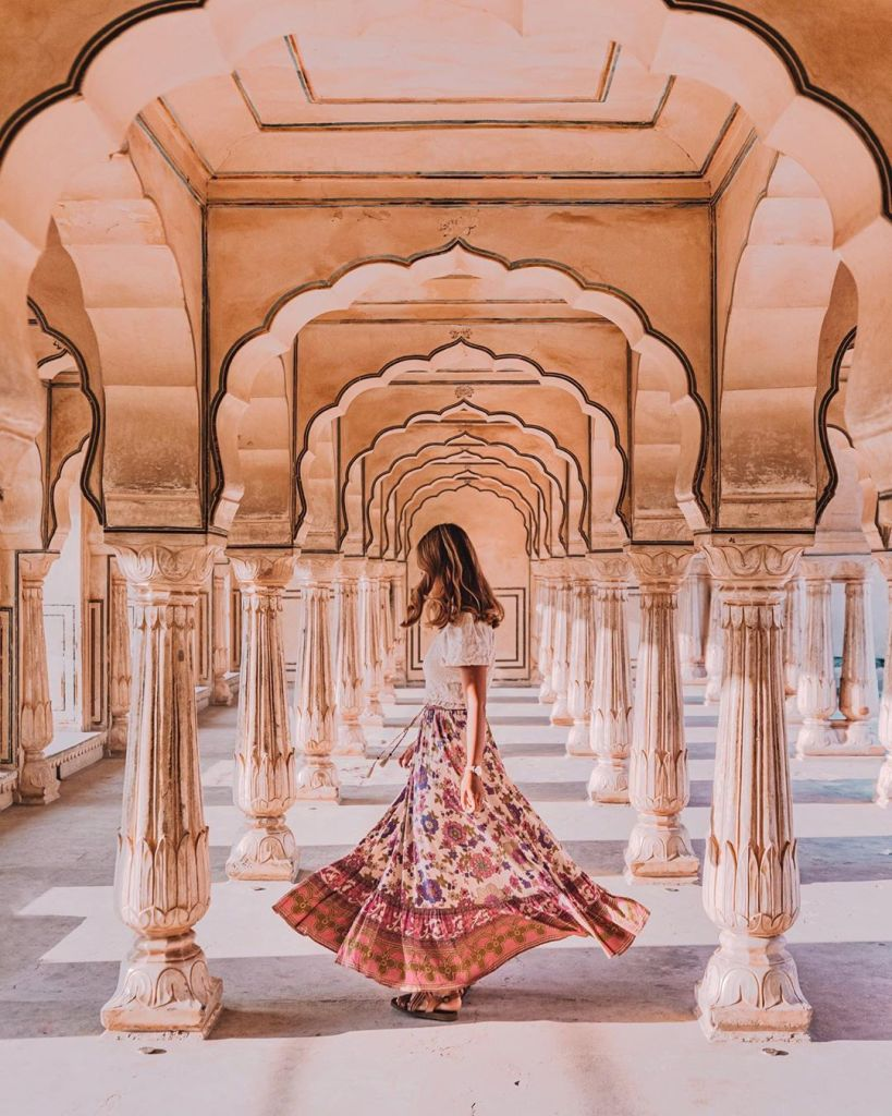Instagramable Amer Fort