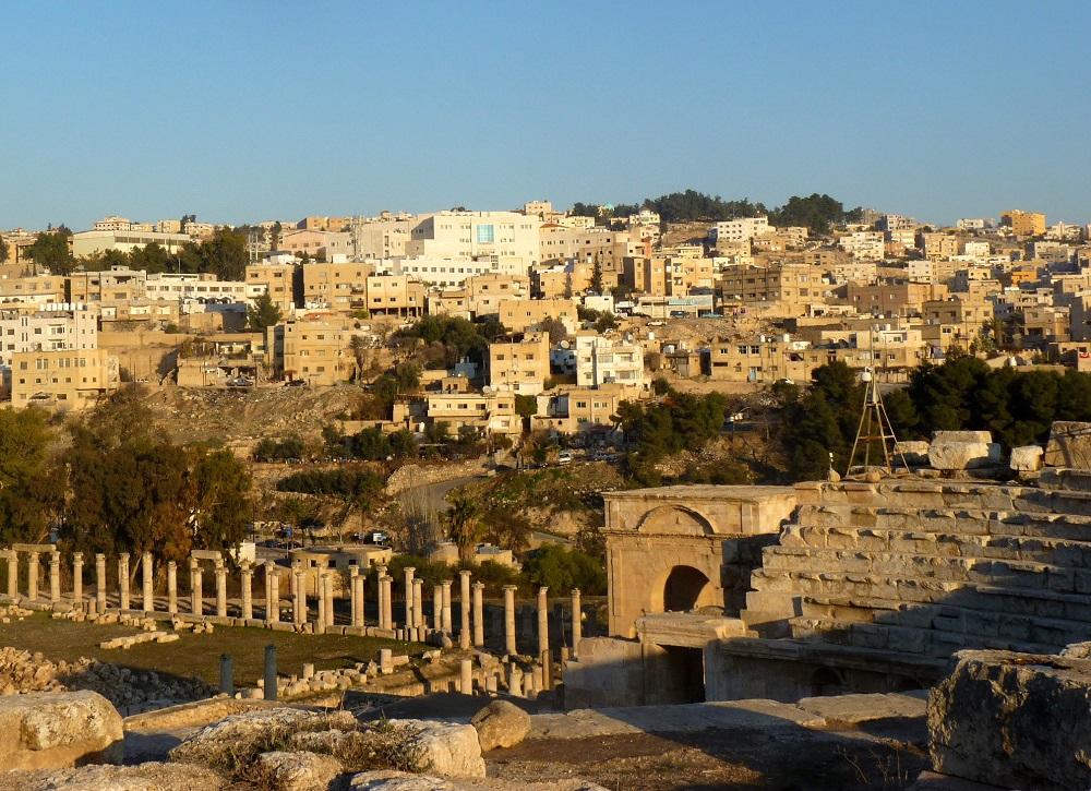 Jordan Muslim Friendly Itinerary, Jerash