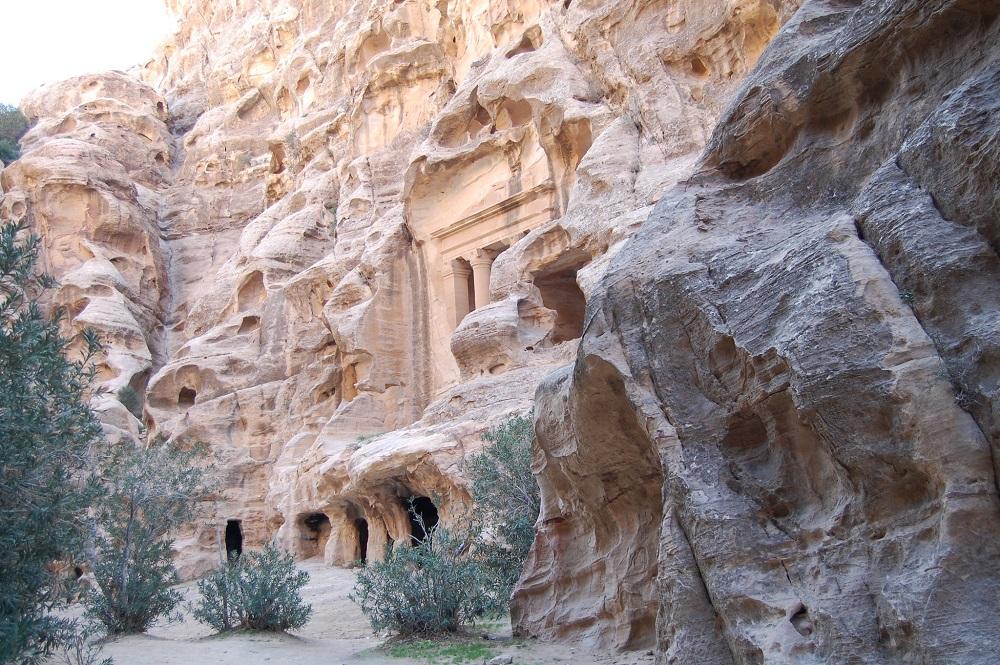 Jordan Muslim Friendly Itinerary, little petra