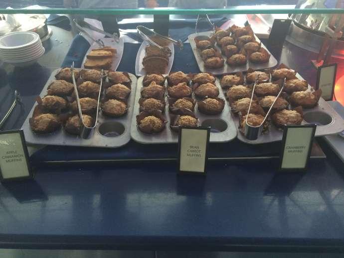 多種muffin