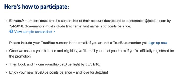 JetBlueMatchSteps