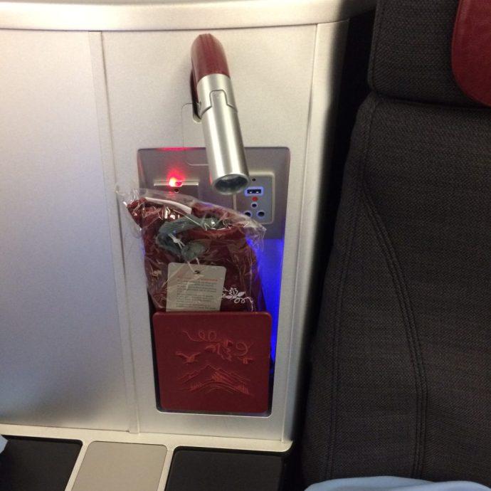 austrian biz cabin5