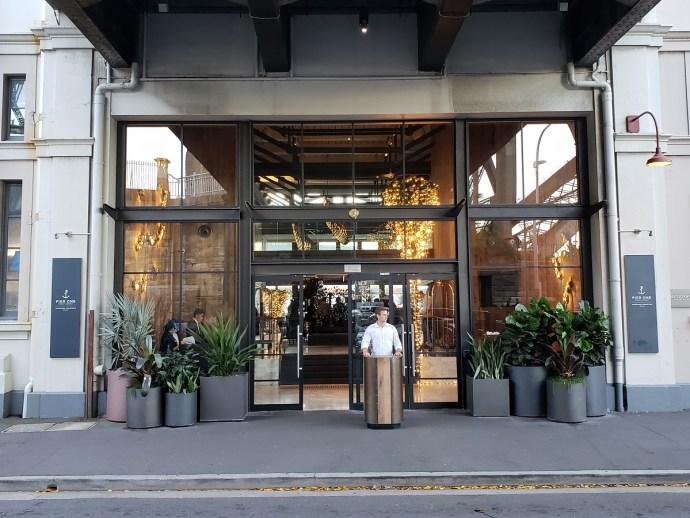 [Randy住宿紀錄] 傲圖格精選雪梨港一號碼頭酒店水岸大床房