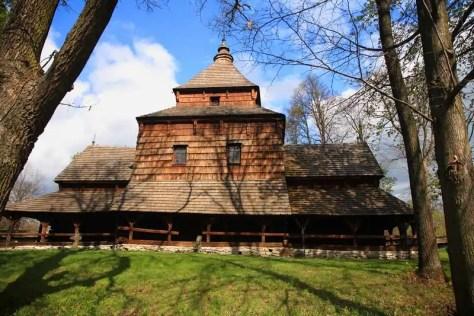Radruż - cerkiew św. Paraskiewy