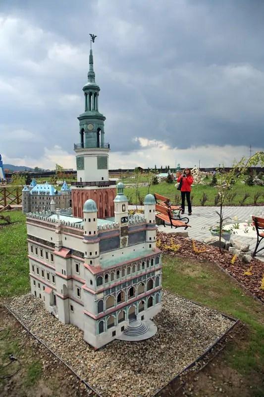 """Inwałd - Park Miniatur """"Świat Marzeń"""""""