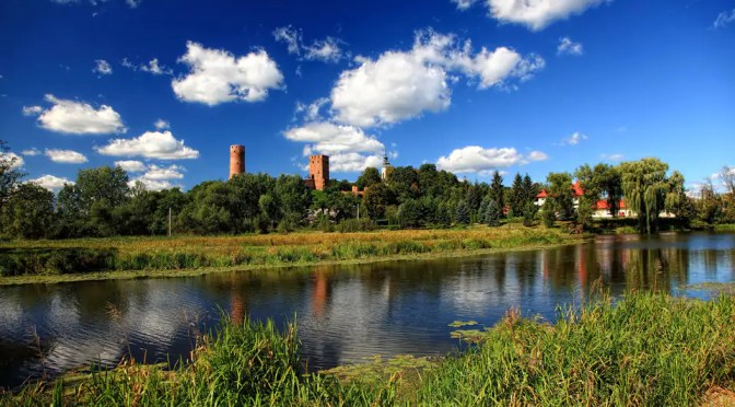 Najpiękniej położone polskie zamki (4) – Czersk