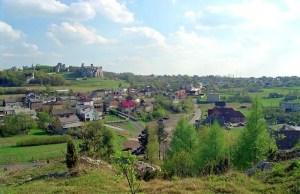 Podzamcze i Zamek Ogrodzieniec