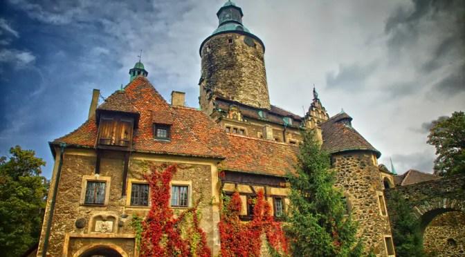 Najpiękniej położone polskie zamki (8) – Zamek Czocha – Leśna