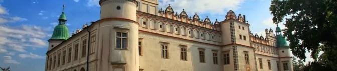 Najpiękniej położone polskie zamki (18) – Baranów Sandomierski