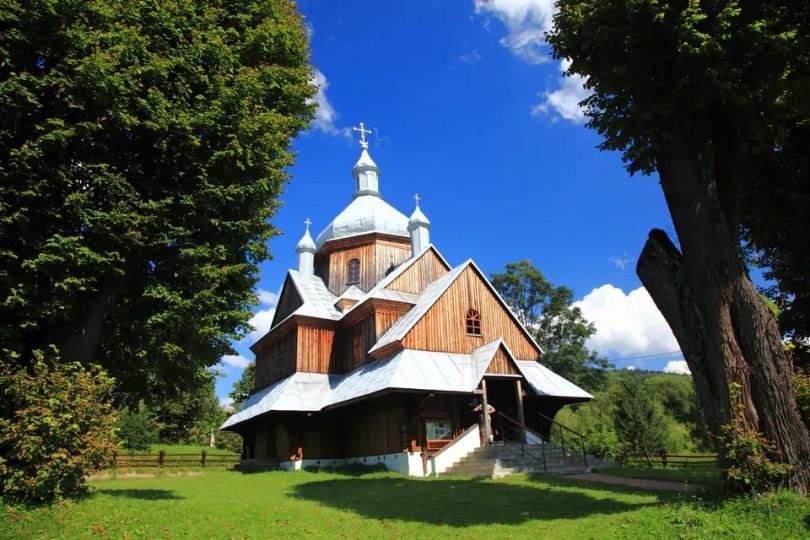cerkiew greckokatolicka pw. Św. Mikołaja