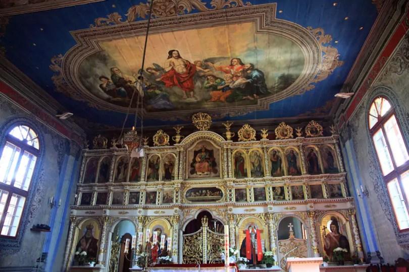 cerkiew grecko-katolicka pw. Św. Dymitra