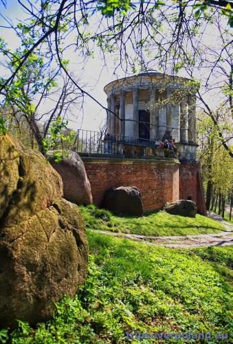 Puławy - Świątynia Sybilli