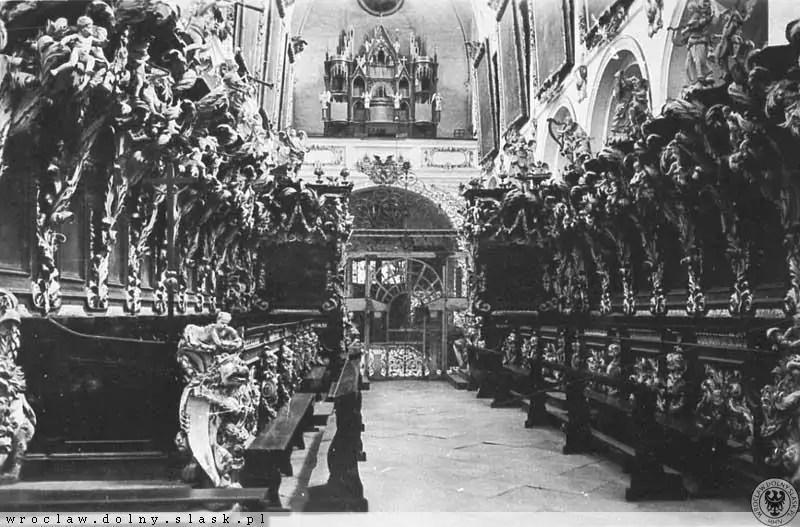 Lubiąż - zdjęcie archiwalne ze strony: http://fotopolska.eu/57734,foto.html