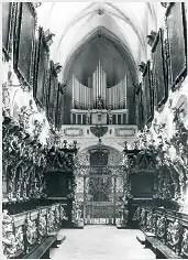 Lubiąż - zdjęcie archiwalne ze strony: http://www.saekularisation-in-schlesien.de/leubus10.html