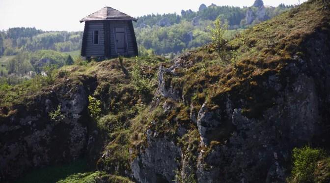 W cieniu zamku – Grodzisko Góra Birów