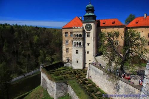 Pieskowa Skała – krajobrazowy diament Polski