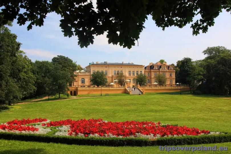 Ostromecko - Pałac Nowy