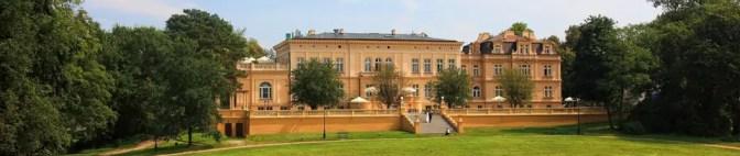 Piękne polskie parki i pałace – Ostromecko