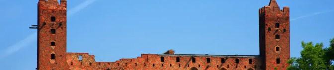 Najpiękniej położone polskie zamki (32) – Radzyń Chełmiński