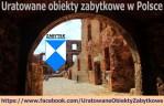 Uratowane obiekty zabytkowe w Polsce