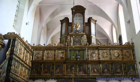 Empora zakonnic (chórowa)