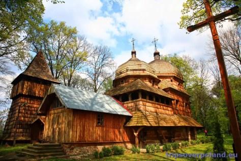cerkiew Narodzenia Przenajświętszej Bogurodzicy w Chotyńcu