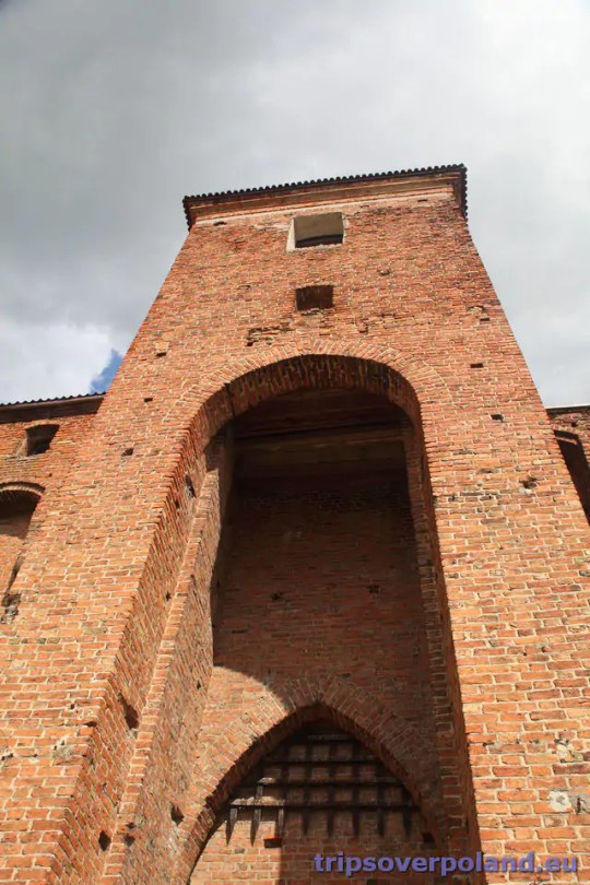 Zamek w Reszlu'2013