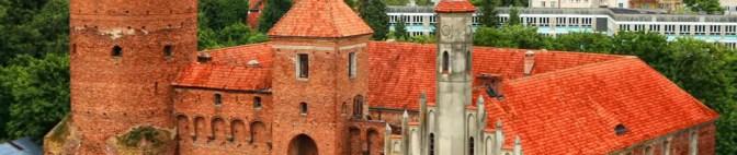Najpiękniej położone polskie zamki (33) – Zamek w Reszlu
