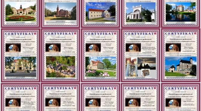 Certyfikaty UOZwP