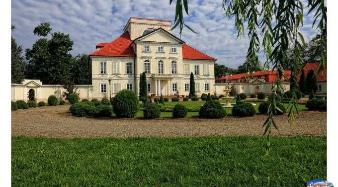 Piękne polskie parki i pałace – Sterdyń