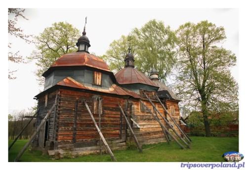 Nowe Brusno'2007 - Cerkiew pw. św. Paraskewy