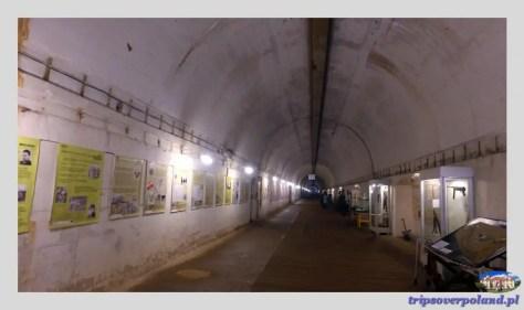 Schron kolejowy w Konewce