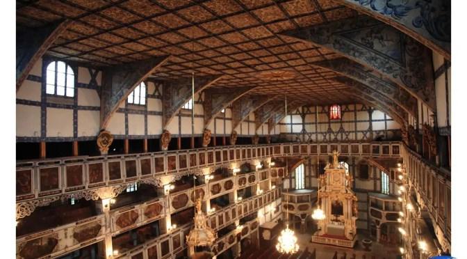 Od gliny, piasku, drewna i słomy do wpisu na Listę UNESCO – Kościół Pokoju w Jaworze