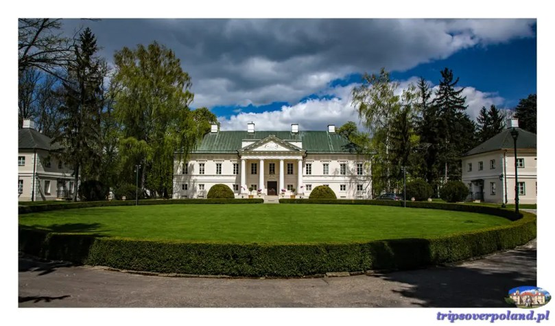 Pałac Mała Wieś'2017