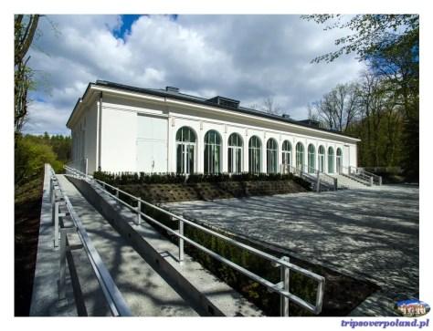 Pałac Mała Wieś'2017 - sala bankietowa Nowa Oranżeria